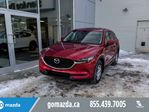 2017 Mazda CX-5 GT LEATHER ROOF NAV 2 SETS OF TIRES, LIKE NEW in Edmonton, Alberta