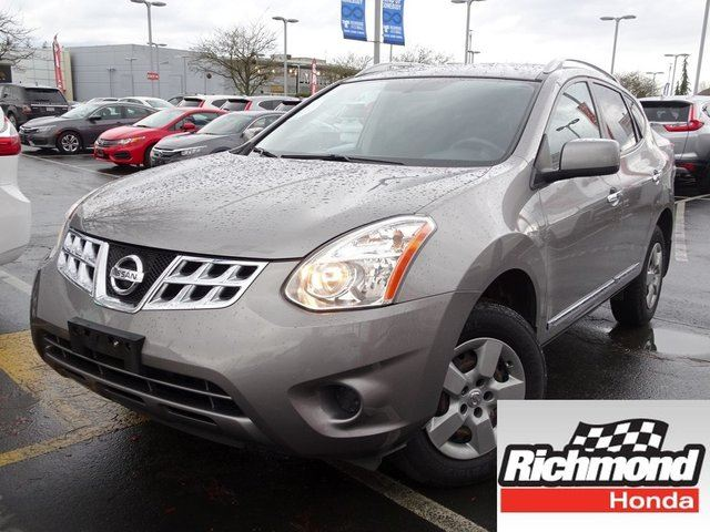 2013 NISSAN Rogue S AWD CVT in Richmond, British Columbia
