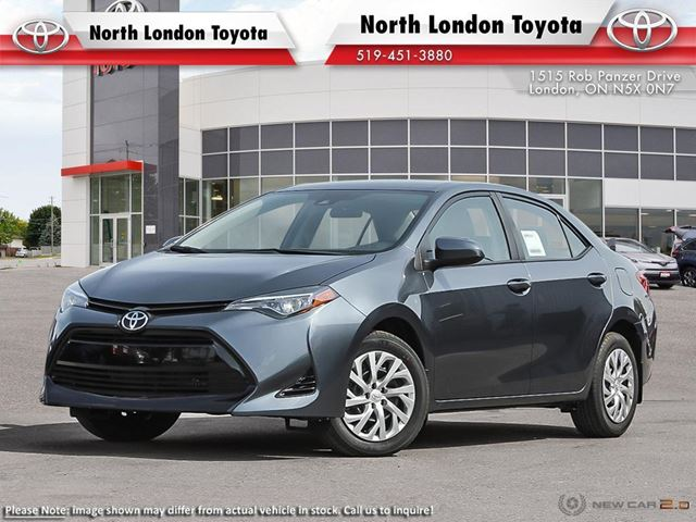 2019 TOYOTA Corolla LE in London, Ontario