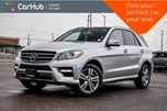 2015 Mercedes-Benz M-Class ML 350 BlueTEC AWD Navi Pano sunroof Backup Cam Bluetooth Leather 19Alloy Rims in Bolton, Ontario