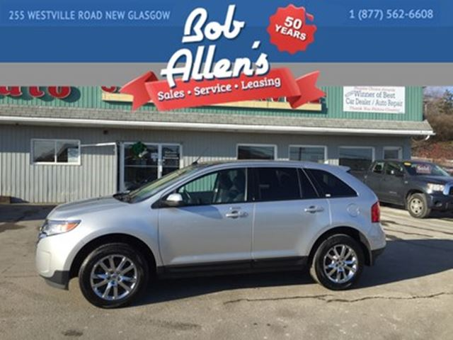 2014 Ford Edge SEL/AWD/NAV/LEATHER in