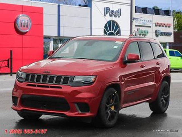 2018 JEEP Grand Cherokee **BEST PRICE FOR NEW TRACKHAWK 707 HP!** in Mississauga, Ontario