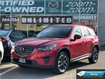 2016 Mazda CX-5 GT,AWD,NAV,ROOF,ALLOYS,LOADED,ACCIDENT FREE in Toronto, Ontario
