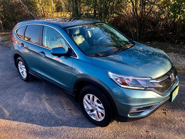2015 Honda CR-V EX AWD Only 84500 km in
