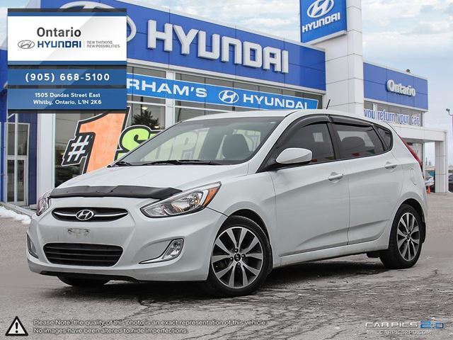 2016 Hyundai Accent SE / Financing Available in