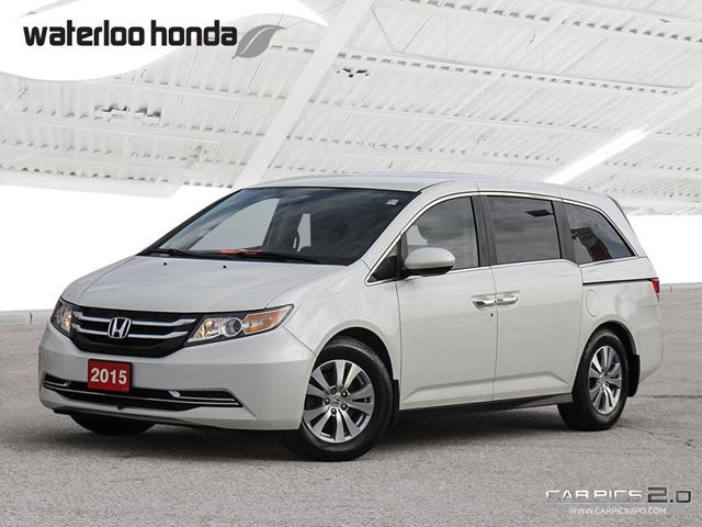 2015 HONDA Odyssey EX Bluetooth, Back Up Camera, Heated Seats and more! in Waterloo, Ontario