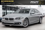 2015 BMW 5 Series 528i in Mississauga, Ontario