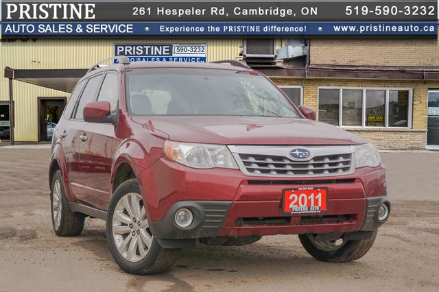 2011 Subaru Forester 2 5x Touring Awd Only 131km 1 Owner Cambridge