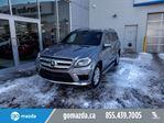 2015 Mercedes-Benz GL-Class GL 450 PREMIUM SPORT DVD 2 SETS OF TIRES, O BABY in Edmonton, Alberta