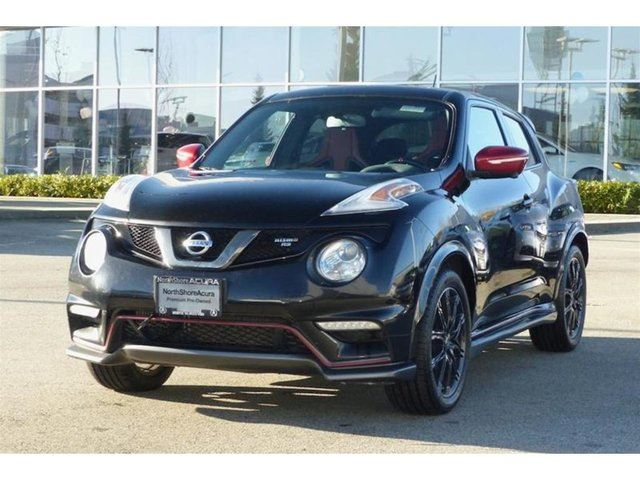 2016 Nissan Juke Nismo RS AWD CVT *NEW Tires+ Warranty* in