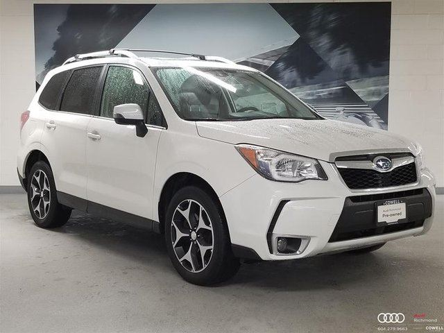 2016 SUBARU Forester 2.0XT Limited Package in Richmond, British Columbia