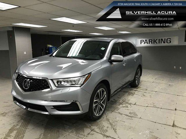 2017 ACURA MDX Technology Package SH-AWD in Calgary, Alberta