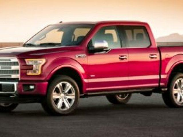 2015 Ford F-150 4WD SUPERCREW XLT Accident Free, Heated Seats, Back-up Cam, Bluetooth, A/C, - Used Ford Dealer in