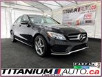 2015 Mercedes-Benz C-Class AMG PKG-4Matic-Camera-GPS-Pano Roof-Blind Spot-LED in London, Ontario