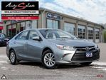 2015 Toyota Camry ONLY 62K! **BACK-UP CAMERA** CLEAN CARPROOF in Scarborough, Ontario