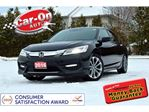 2016 Honda Accord Touring V6 LEATHER NAV SUNROOF REAR CAM LOADED in Ottawa, Ontario