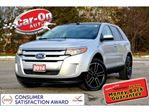 2014 Ford Edge SEL LEATHER NAV PANO ROOF REAR CAM HTD SEATS in Ottawa, Ontario