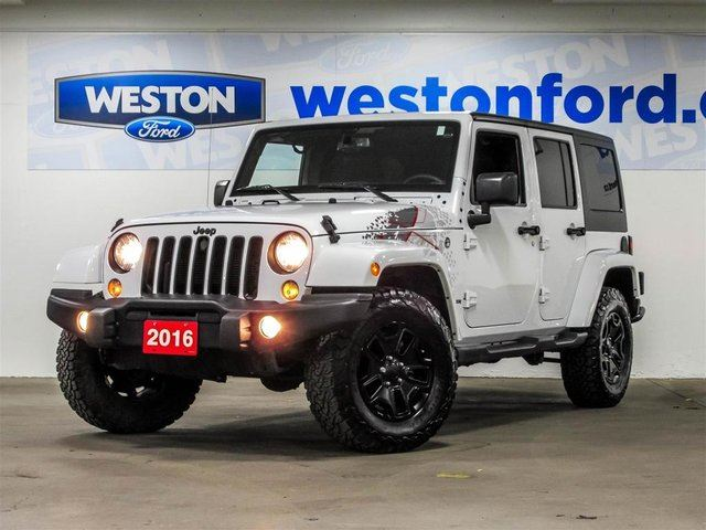 2016 Jeep Wrangler Unlimited BACK COUNTRY UNLIMITED in