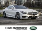2017 Mercedes-Benz S-Class 4MATIC Coupe in Vancouver, British Columbia
