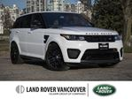 2016 Land Rover Range Rover Sport V8 Supercharged SVR (2016.5) in Vancouver, British Columbia