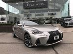 2018 Lexus IS 300 AWD  F SPORT SERIES 1 in Mississauga, Ontario