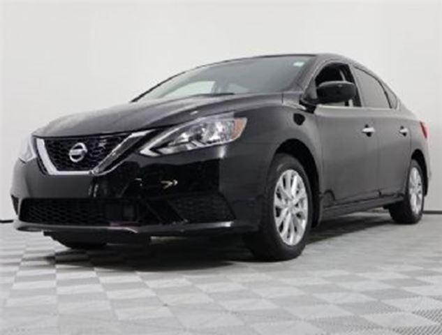 2018 NISSAN Sentra SV CVT, Style Package + Remote Starter in Mississauga, Ontario