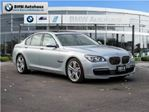 2015 BMW 7 Series 2015 BMW 750i xDrive in Mississauga, Ontario