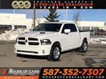 2013 Dodge RAM 1500 Sport / Navi / Leather / Sunroof in Calgary, Alberta