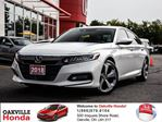 2018 Honda Accord  Sedan 1.5T Touring CVT in Oakville, Ontario