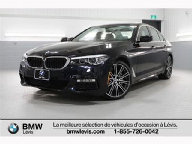 2018 BMW 5 Series 540i Xdrive in Mississauga, Ontario