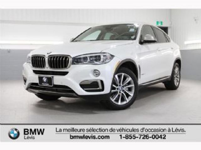2018 BMW X6 35i in Mississauga, Ontario