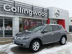 2014 Nissan Murano SL AWD *1 OWNER* in Collingwood, Ontario