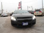 2011 Chevrolet Malibu AUTO 4 CYL GAS SAVER, A/C, CD, PS, PL,PW ,REMOT ST in Oakville, Ontario