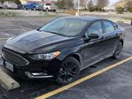 2018 Ford Fusion SE AWD Leather Navigation Local Trade in St George Brant, Ontario