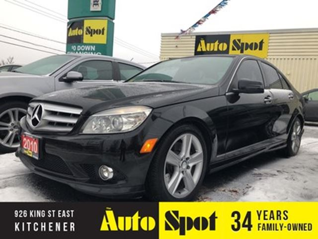 2010 MERCEDES-BENZ C-Class 300/AWD/LOW,LOW KMS/PRICED - QUICK SALE! in Kitchener, Ontario