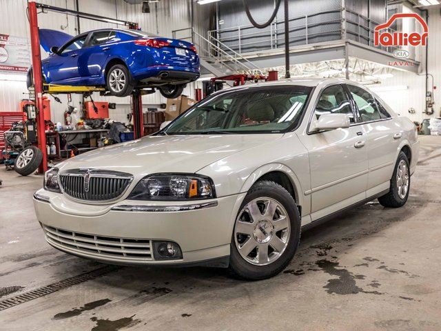 2005 Lincoln LS **SEULEMENT 73,000KM ONLY!!*** **SEULEMENT 73,000KM ONLY!!*** in