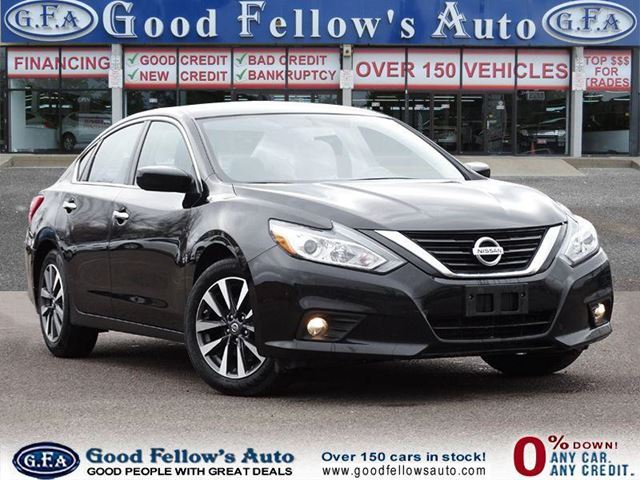 2017 Nissan Altima SV MODEL, REARVIEW CAMERA, SUNROOF, HEATED SEATS in