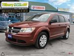 2014 Dodge Journey Canada Value Pkg. *Bluetooth. Touch Screen* in Tilbury, Ontario