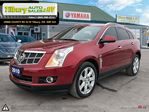 2010 Cadillac SRX 3.0 Performance. *Leather. Back Up Cam. SunRoof* in Tilbury, Ontario
