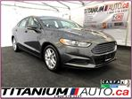 2016 Ford Fusion SE-EcoBoost-Camera-Park Sensors-Traction Control- in London, Ontario