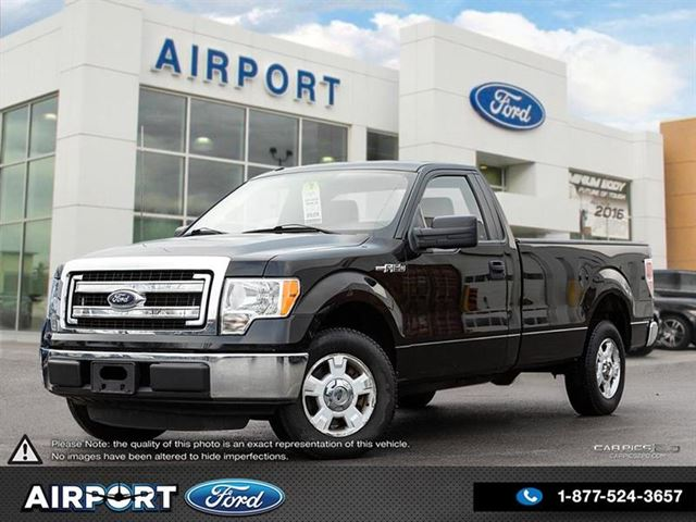 2013 FORD F-150 XLT 4X2 Reg. Cab with only 122,156 kms in Hamilton, Ontario