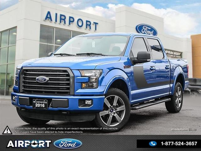 2016 FORD F-150 XLT Special Edition Sport with only 85,196 kms  in Hamilton, Ontario
