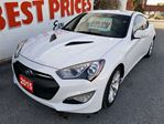 2015 Hyundai Genesis 3.8 Premium MANUAL, NAV, SUNROOF, LEATHER in Oshawa, Ontario