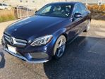 2016 Mercedes-Benz C-Class C300 Matic Premium Package Sport Package in Mississauga, Ontario