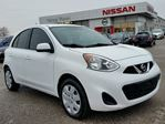 2015 Nissan Micra SV w/pwr heated mirrors,rear cam,keyless entry in Cambridge, Ontario