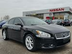 2013 Nissan Maxima 3.5 SV w/all leather,pwr group,pwr sunroof,heated seats,heated steering wheel in Cambridge, Ontario