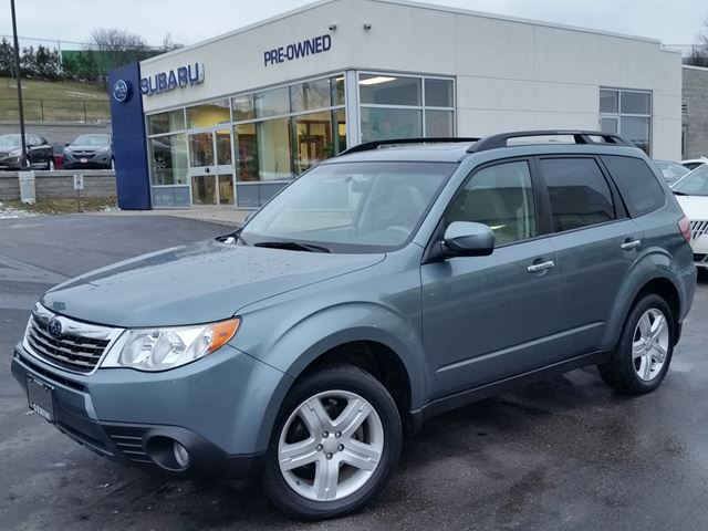 2010 Subaru Forester 2.5X Limited in