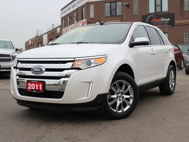 2011 Ford Edge Limited AWD V6 NAVI-Pano Roof-Bluetooth in