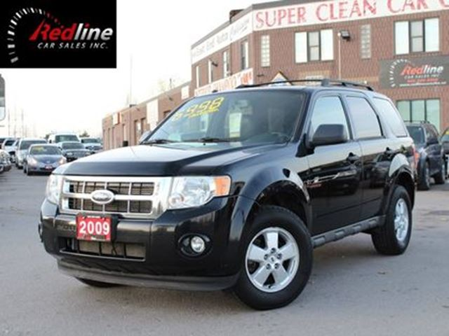 2009 Ford Escape XLT V6 Accident Free-Leather-Bluetooth in