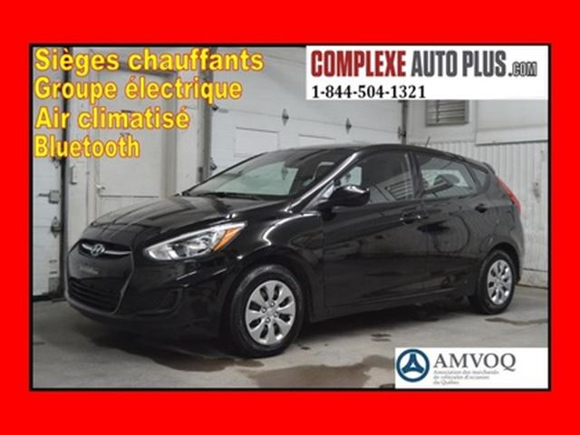 2017 Hyundai Accent GL Hayon *A/C,Cruise,Groupe électrique, Bluetooth in